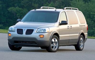 Picture of 2005 Pontiac Montana SV6 4 Dr 1SA Passenger Van