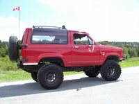 1986 Ford Bronco II picture