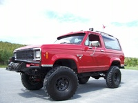 1986 Ford Bronco II picture, exterior