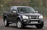 2004 Isuzu Rodeo Picture Gallery