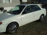Picture of 2001 Mazda Protege LX
