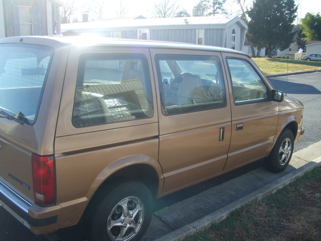 Picture of 1990 Dodge Caravan 3 Dr LE Passenger Van