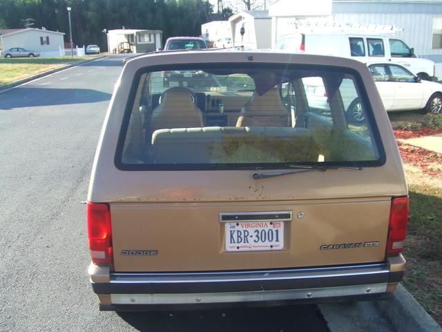 Picture of 1990 Dodge Caravan LE FWD, gallery_worthy