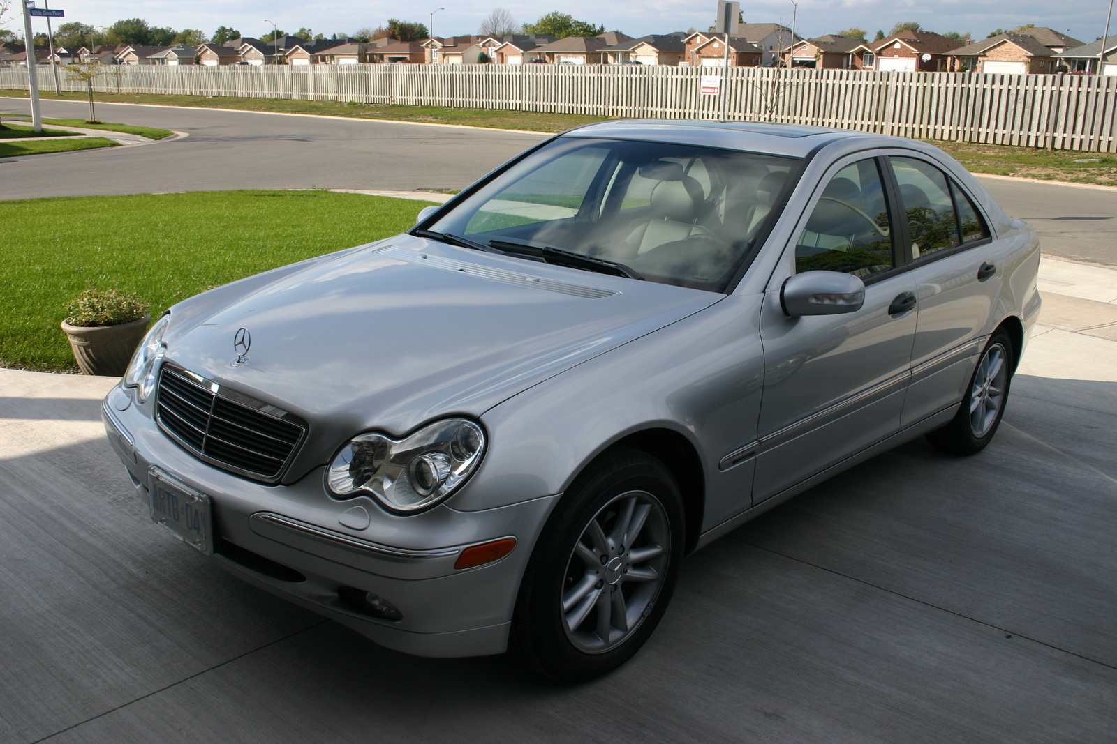 2004 mercedes benz c class other pictures cargurus. Black Bedroom Furniture Sets. Home Design Ideas