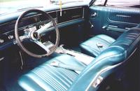 1967 Pontiac Ventura Overview