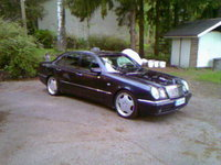 Picture of 1999 Mercedes-Benz E-Class E AMG 55, gallery_worthy