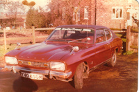 1974 Ford Capri picture