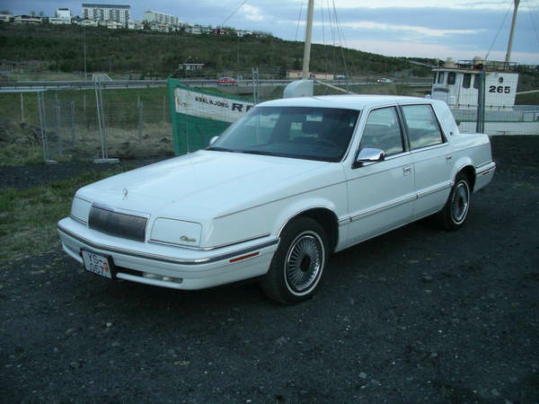 1992 chrysler new yorker pictures cargurus for 93 chrysler new yorker salon