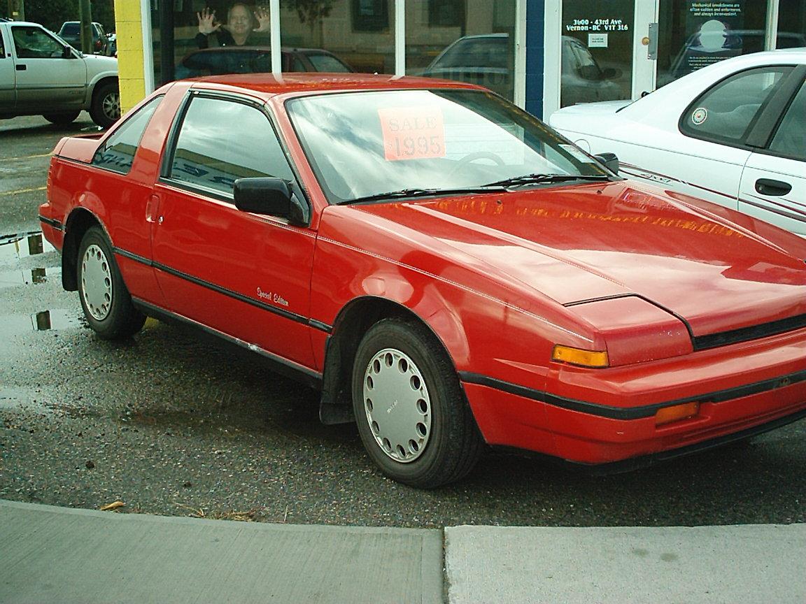 1990 Nissan Pulsar Pictures Cargurus