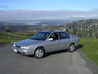 1994 Infiniti G20 Overview