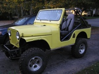 1969 Jeep Cherokee Overview