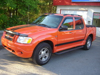 2004 Ford Explorer Sport Trac Picture Gallery