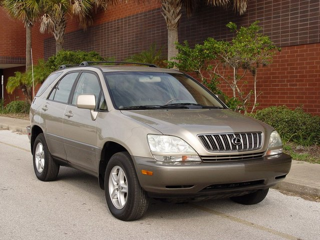 2003 Lexus RX 300 Base AWD picture, exterior