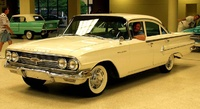 1960 Chevrolet Bel Air picture, exterior