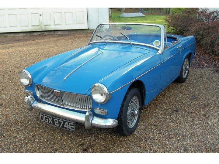 1967 MG Midget picture