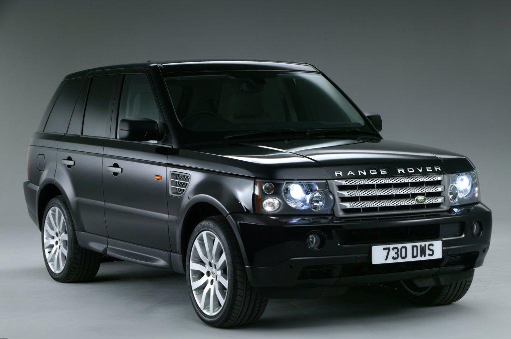 Land Rover Lr4 Metropolis Edition. Land Rover : Range Rover Sport