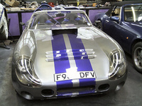 1999 TVR Tuscan Overview