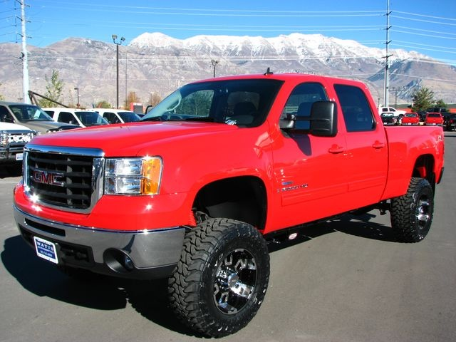 2007_gmc_sierra_2500hd_2_dr_slt_extended_cab_4wd pic 24042 1600x1200 2007 gmc sierra 2500hd overview cargurus  at bakdesigns.co