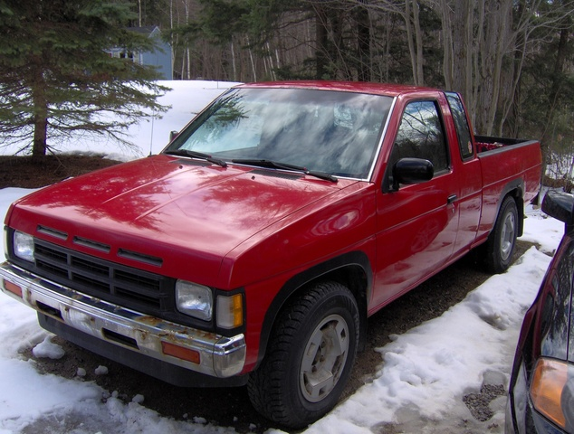 Picture of 1992 Nissan Pickup 2 Dr STD Standard Cab SB
