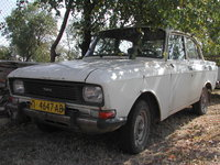 Picture of 1988 Moskvitch 412, gallery_worthy