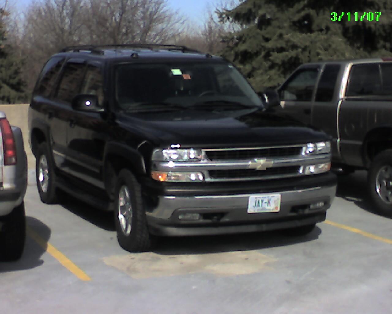 2005 Chevrolet Tahoe Pictures Cargurus