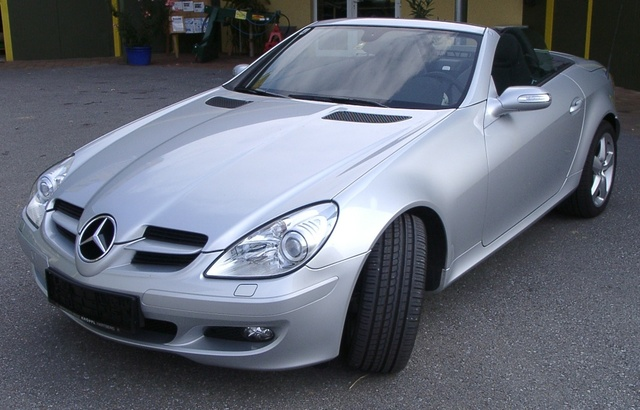 Picture of 2006 Mercedes-Benz SLK-Class SLK 350, exterior, gallery_worthy