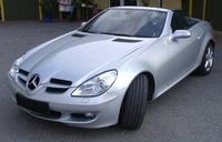 2006 Mercedes-Benz SLK-Class SLK350 2dr Convertible, 2006 Mercedes-Benz SLK350 Roadster picture, exterior