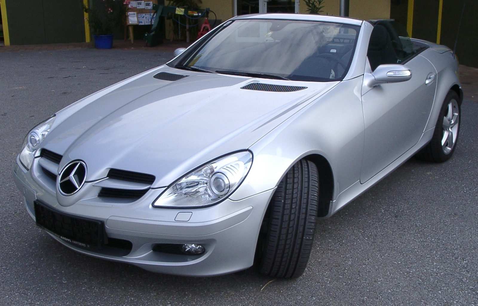 Picture of 2006 MercedesBenz SLKClass SLK350 2dr Convertible