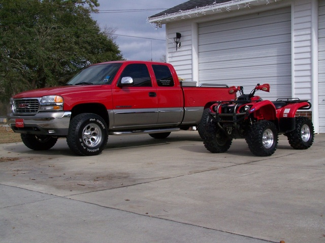 Picture of 2001 GMC Sierra 2500HD