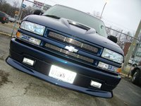 Picture of 2002 Chevrolet Blazer 2 Door Xtreme, exterior
