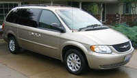 2002 Chrysler Town & Country LX picture, exterior