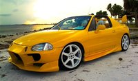 Picture of 1997 Honda Civic del Sol 2 Dr VTEC Coupe, exterior
