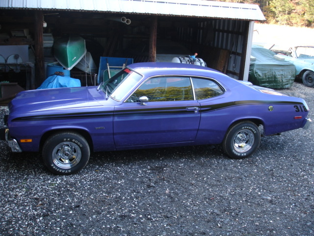 Picture of 1974 Plymouth Duster, gallery_worthy