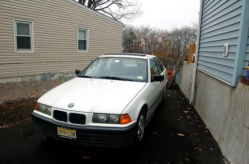 Bmw 3 Series 318i. 1992 BMW 3 Series 318i,