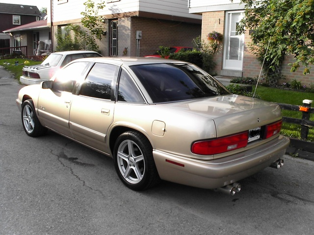 Picture of 1994 Buick Regal 4 Dr Custom Sedan