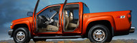 Picture of 2007 Chevrolet Colorado LT3 Extended Cab 4WD