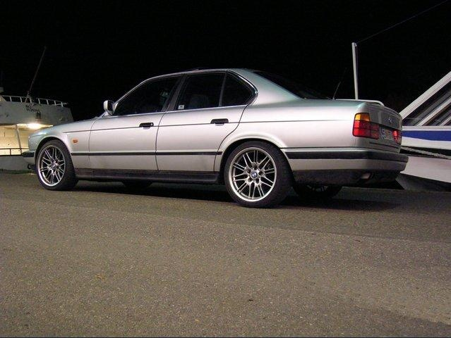 Picture of 1991 BMW 5 Series 535i, exterior