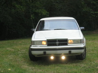 1992 Dodge Dynasty 4 Dr LE Sedan picture