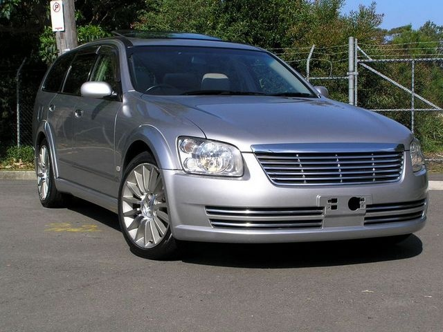 Picture of 2002 Nissan Stagea
