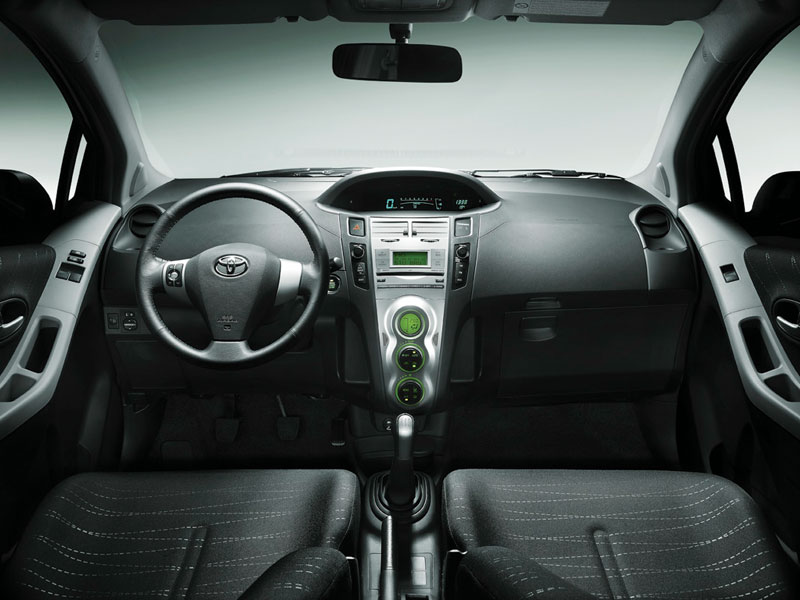 Free Amazing HD Wallpapers: Toyota Yaris Interior Pictures