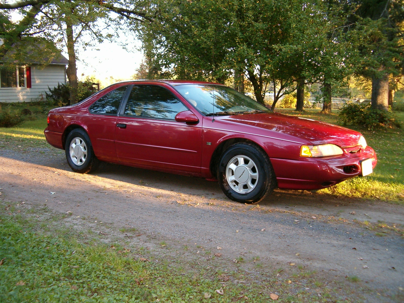 1994 ford thunderbird pictures to pin on pinterest pinsdaddy. Black Bedroom Furniture Sets. Home Design Ideas