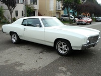 1970 Chevrolet Monte Carlo Overview