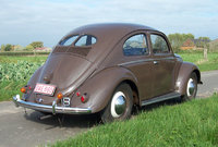 1950 Volkswagen Beetle Picture Gallery