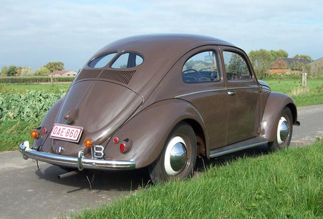 Picture of 1950 Volkswagen Beetle