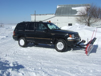 1995 Jeep Grand Cherokee Limited 4WD, 1995 Jeep Grand Cherokee 4 Dr Limited 4WD SUV picture