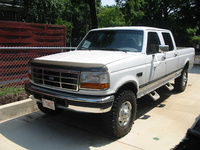1996 Ford F-250 Overview