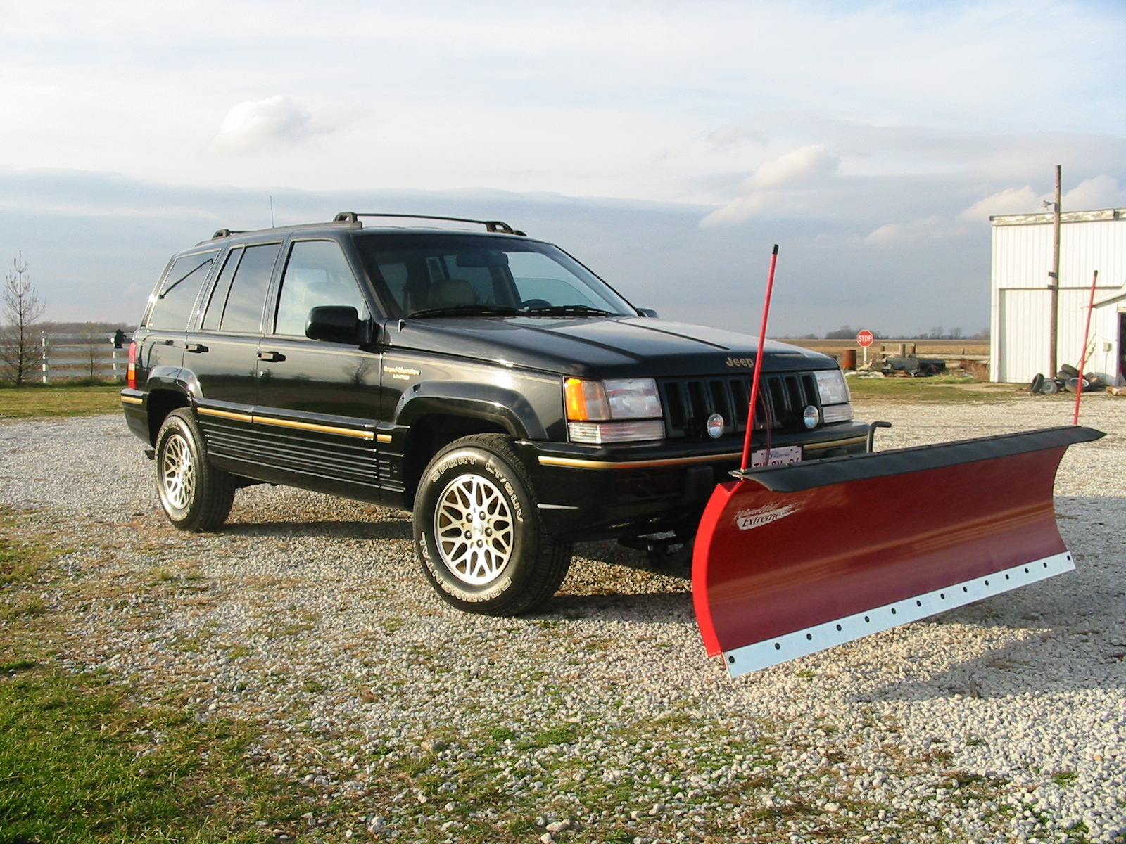 picture of 1995 jeep grand cherokee limited 4wd. Cars Review. Best American Auto & Cars Review