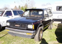 1986 GMC Jimmy picture