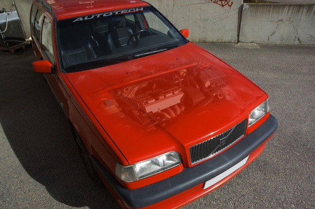 Picture of 1997 Volvo 850 R Turbo Wagon, gallery_worthy