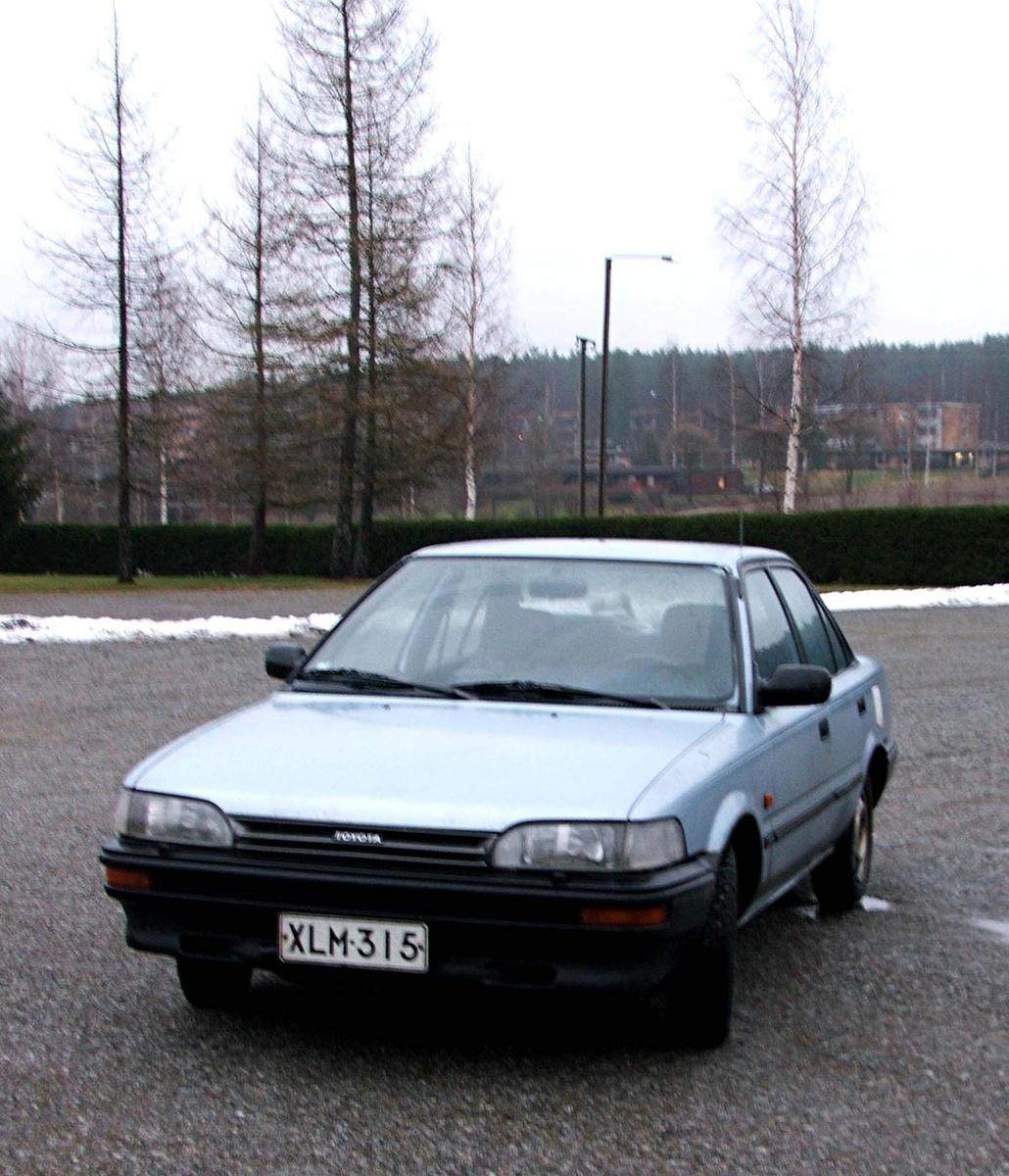 Cargurus Toyota Camry: 1989 Toyota Corolla